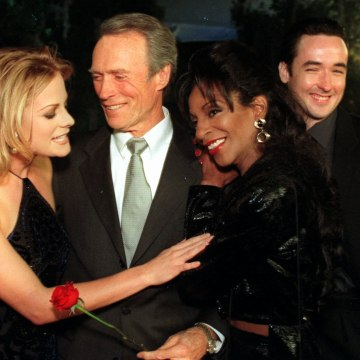 CLINT ALISON EASTWOOD LADY CHABLIS CUSACK