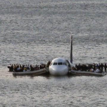 Image: US Airways Airbus 320 jetliner