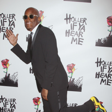 """Holler If Ya Hear Me"" Opening Night - Arrivals"