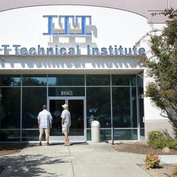 Image: ITT Technical Institute campus in Rancho Cordova