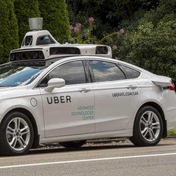 view download images  Images Uber's Self-Driving Cars Now Available for a Ride in Pittsburgh - NBC News