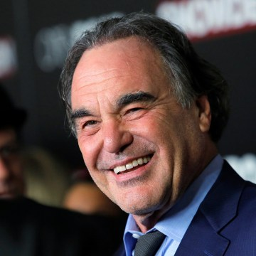 "Image: Director Oliver Stone attends the premiere of the film ""Snowden"" in Manhattan, New York"