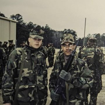 Image: Muslim Marines