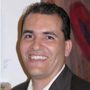 Jose Moreno of California State University Long Beach.