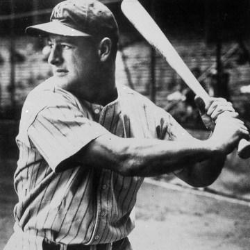 IMAGE: Lou Gehrig