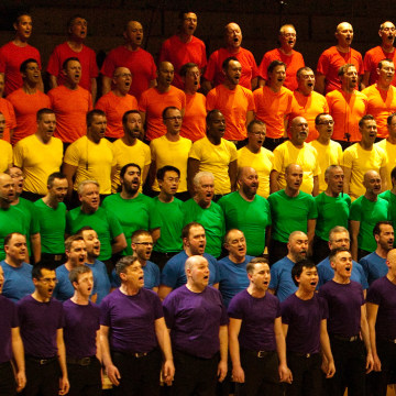 from Edison london gay mens chorus