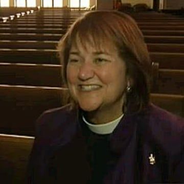 Images Election of Lesbian Bishop Highlights Struggles Within United Methodist Church - NBC News 1