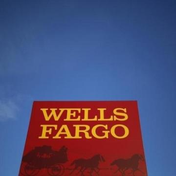 Wells Fargo branch is seen in the Chicago suburb of Evanston, Illinois