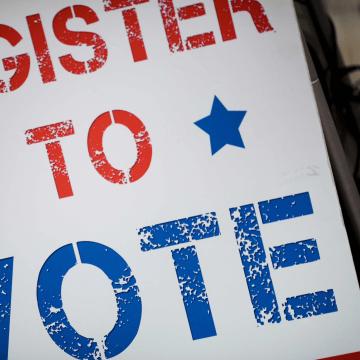 Image: Register to Vote