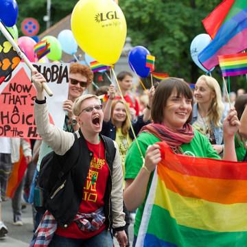 LATVIA-RIGHTS-GAY