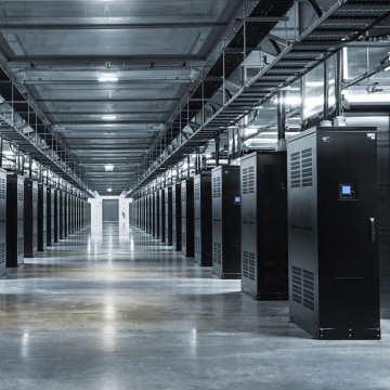Image: Facebook's Arctic data center in Sweden