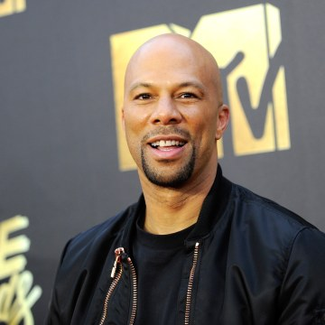 Image: Actor/rapper Common