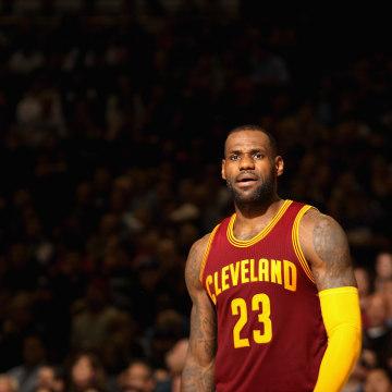 Image: Cleveland Cavaliers v Sacramento Kings