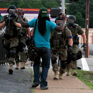 Image: Ferguson Riots