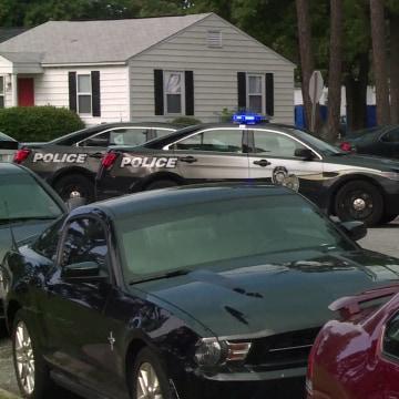 IMAGE: Greensboro, N.C., shooting scene