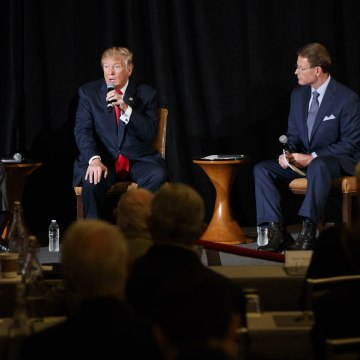 Image: Donald Trump, William Boykin, Tony Perkins