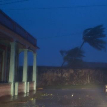 IMAGE: Hurricane Matthew in Cuba