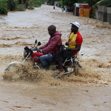 Image: Hurricane Matthew aftermath in Haiti