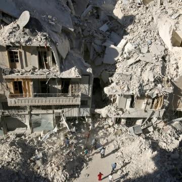 Image: Aleppo, Syria