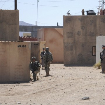 fort irwin muslim Fort hood shooting exposes personal struggles of a muslim chaplain stationed at fort sabree laughs when he talks about how in 2002 at fort irwin.