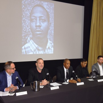 "Shawn ""JAY Z"" Carter, the Weinstein Company and Spike TV Announce Documentary Event Series on Kalief Browder"