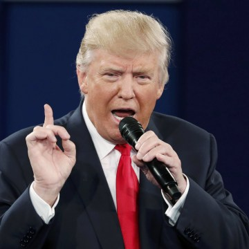 Image: Republican U.S. presidential nominee Donald Trump