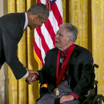 Image: 2015 National Humanities Medal Ceremony
