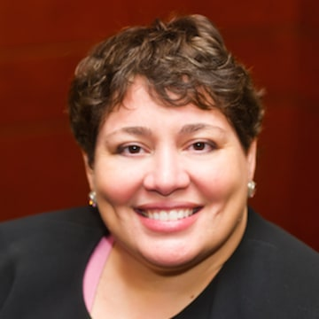 Deborah Santiago, Chief Operating Officer and Vice President for Policy, Excelencia in Education.