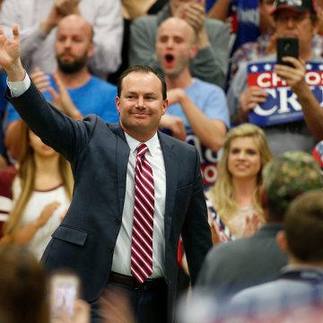 Republican Candidate Sen. Ted Cruz Campaigns In Provo, Utah