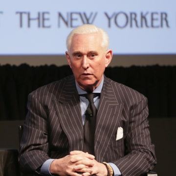 Image: Political consultant Roger Stone