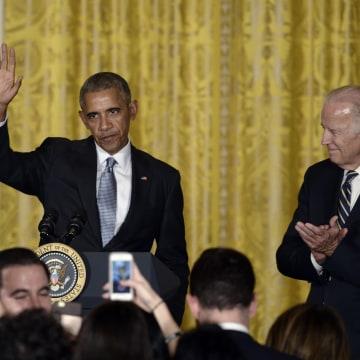 Image: President, VP Host Hispanic Heritage Month Event at White House