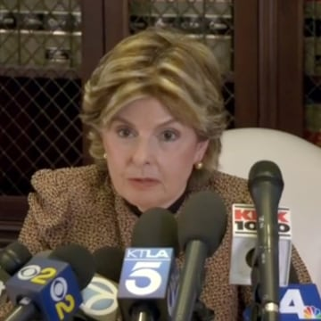 Image: Attorney Gloria Allred