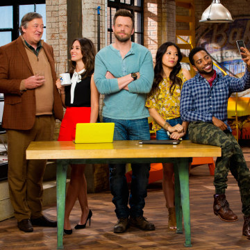 """The Great Indoors"" premieres on CBS on Oct. 27, 2016"