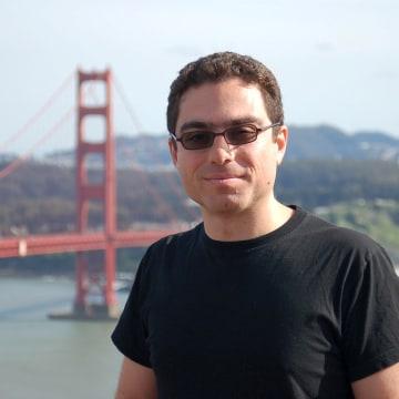 Image: Handout photo of Iranian-American Siamak Namazi pictured in San Francisco