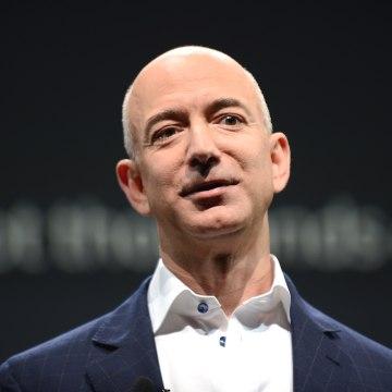 Image: Jeff Bezos, CEO of Amazon