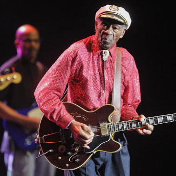 Chuck Berry In Moscow