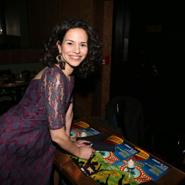 Broadway.com Visits OZ: A 10th Anniversary Celebration And Broadway Cares Equity Fights AIDS