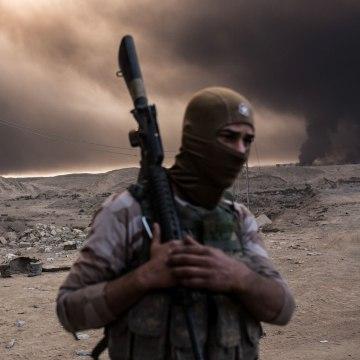 Image: Iraqi soldiers