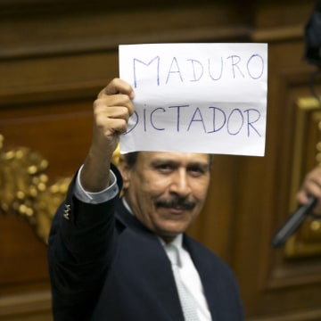 IMAGE: Venezuelan opposition