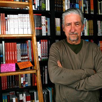Image: Tom Hayden in 2007
