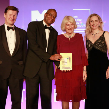 The Duchess Of Cornwall Presents The 2016 Man Booker Prize