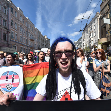 TOPSHOT-UKRAINE-POLITICS-RIGHTS-GAY-HOMOSEXUALITY
