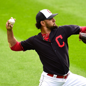 Image: World Series - Chicago Cubs v Cleveland Indians - Game One