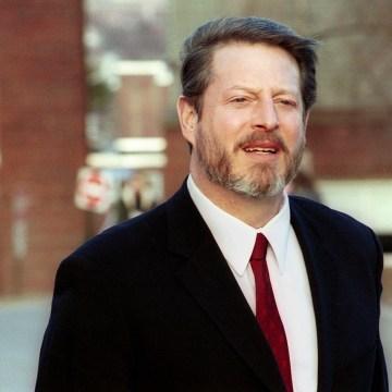 Al Gore Speaks at Tufts University