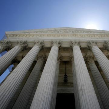 Image: File photo shows the U.S. Supreme Court building in Washington
