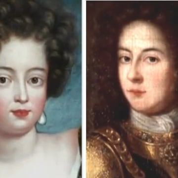 IMAGE: Sophia Dorothea and Count Philipp
