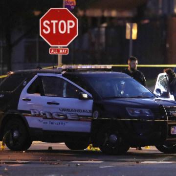 Image: Iowa police shootings