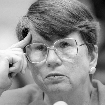 Image: Attorney General Janet Reno