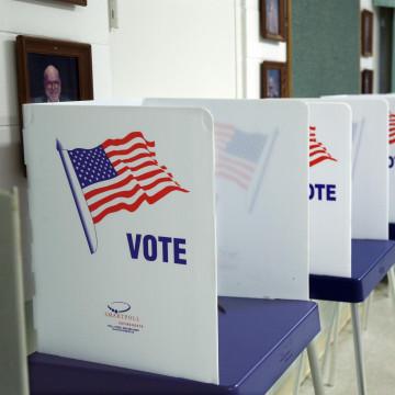 Image: US-VOTE-ELECTION