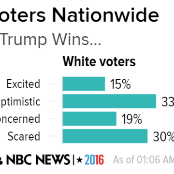 With Blacks Exit Polls Show Trump Claimed 8 Percent Of The Vote To The Previous Republican Nominee S 6 Percent